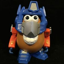 REDUCED Transformers Robot Optimus Prime Mr Potato Head Toy For Sale