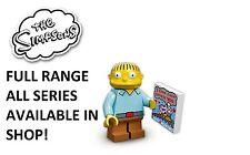 Lego Minifiguras Ralph Wiggum Los Simpsons 1 (71005) Nuevo Series Sellado de fábrica