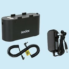 Godox Output Battery Chamber of PB960 Power Pack With Newest LX Powe Cable