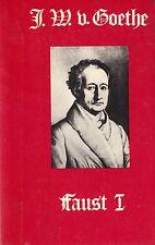 J. W. V. GOETHE - FAUST 1 - EDUARD KAISER VERLAG