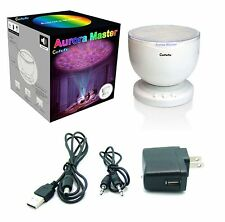 LED Light Projector Multicolor Ocean Wave Night Lamp Effects Hologram Projects