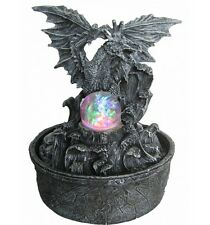 Mystical Dragon, Small indoor table top Water fountain
