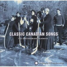 Classic Canadian Songs From Smithsonian Folkways (2006, CD NIEUW)