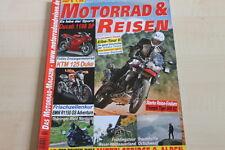 152010) Ducati 1198 SP - KTM 125 Duke - BMW R 1150 GS Adv. - Motorrad & Reisen 2