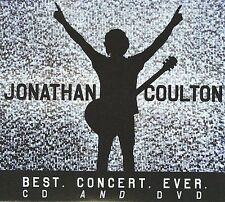 Jonathan Coulton Best. Concert. Ever.  CD & DVD New Sealed