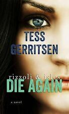 Die Again: A Rizzoli and Isles Novel (Rizzoli & Isles)-ExLibrary