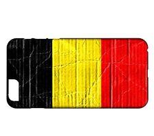 Coque iPhone 6 Plus & 6S Plus Drapeau BELGIQUE 04