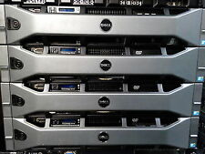 "DELL r710, 2 * e5645 2.4 GHz 6 Core CPU, 96gb di Ram, RAID, rack rotaie 2.5"" Alloggiamenti"