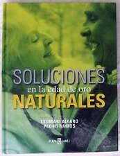SOLUCIONES NATURALES EN LA EDAD DE ORO - PLAZA & JANES 2000 - VER INDICE