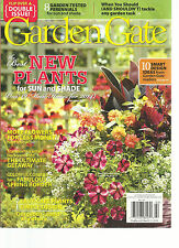GARDEN GATE, DOUBLE ISSUE,   JANUARY / FEBRUARY, 2014  ( THE BEST NEW PLANTS FOR