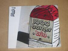 CD / 1000 BORNES TRIO / PIOF ! / NEUF SOUS CELLO