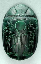 """ART EGYPT EG08 - """"Amulett - Skarabäus"""" - präzise Museumsskulptur Sammlerfigur"""