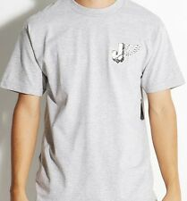 JSLV Durable Short Sleeve Tee (M) Ath Heather MSS8195