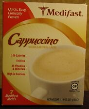 Medifast Cappuccino Meal 7 Replacements diet weight loss as good as Starbucks
