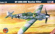 Messerschmitt Bf-109 G-6 / R6 BOMBER KILLER (LUFTWAFFE MKGS) 1/72 mistercraft