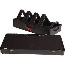 Gator G-GIG-BOX-TSA-EL 4x Guitar Stand & Pedal Board Gig Box Case w/ TSA Latches