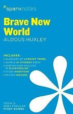 SparkNotes Literature Guide: Brave New World : SparkNotes Study Guide by...