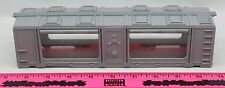 Lionel / K-Line ~ grey bank boxcar shell with windows
