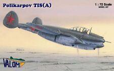 Valom 1/72 Model Kit 72023 Polikarpov TIS (A)