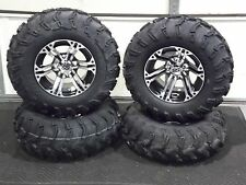 "25""  ITP MUD LITE ATV TIRE & ITP SS212 M  WHEEL KIT LIFETIME WARRANTY  SRA"