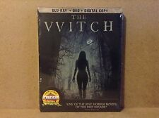 The Witch - Limited Edition Steelbook (Blu-ray / DVD) *BRAND NEW*