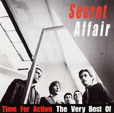 Secret Affair Time for Action: Very Best of CD