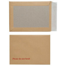 1000x A4 Envelopes Board Back Backed Size 229x324mm Strong Stiff Postal Mailers