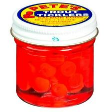 Atlas Mike's Salmon Eggs 5606 Siberian Pete's Trout Ticklers Red Bait