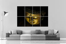 ZEN BOUDDHA BUDDHA PEACE OF MIND 03 Poster Grand format A0 Large Print