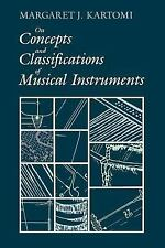 On Concepts and Classifications of Musical Instruments (Chicago Studie-ExLibrary
