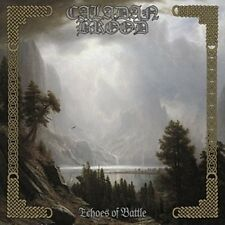 Caladan Brood - Echoes of Battle CD 2013 epic black metal Northern Silence