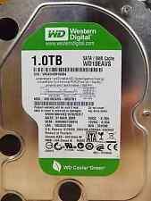Western Digital 1 TB WD 10 eavs - 00d7b1 DCM: hhnnht 2mfn | 31mar2009 | disco duro
