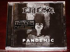 Epidemic: Pandemic - The Demo Anthology CD 2012 Divebomb Records DIVE027 NEW