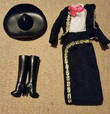 COSTUME ONLY Mariachi Barbie Mexico Dolls of the World 2013