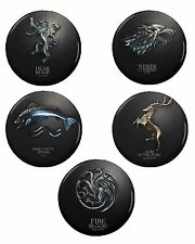 Game of Thrones Button Set (5) 1 1/4''