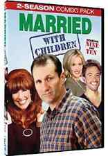 Married... With Children: Ninth Tenth Seasons 9 & 10 Nine Ten (DVD, 2015) - NEW!