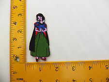 EMBROIDERED Disney Snow White #31 Iron On / Sew On Patch