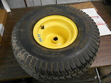 JOHN DEERE LX255  LAWN&GARDEN REAR TIRE AND RIM 20X10.00-8