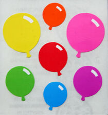 BALLOONS #1 Stickers - Sandylion Stickers - FREE SHIPPING OFFER
