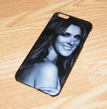 Unbranded CELINE DION Hardshell Back Cover Phone Case For iPhone 6 Plus **READ**