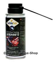 SchleTek Airsoft Gun Tuning 2 in 1 PTFE & Keramik - 100 ml Waffenöl Spray