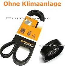 Conti Keilrippenriemen + Spannrolle VW GOLF III 1.4 1.6 servo