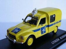 CITROEN DYANE MICHELIN TYRES VAN 1/43RD SCALE MODEL FRENCH IXO VERSION R0154X{:}