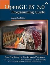 *FAST SHIP* - OpenGL ES 3.0 Programming Guide, 2/e 2E by Dan Ginsburg
