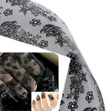 3D Lace Sticker For Art Foil Sticker Flower Nail Decal Tip Manicure Tool