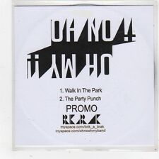 (FS849) Oh No! Oh My!, Walk In The Park - DJ CD