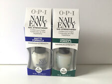 OPI Ultimate Treatment Duo Set: NAIL ENVY ORIGINAL 15ML & NAIL ENVY MATTE 15ML