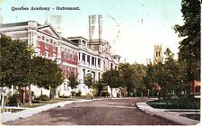 Canada Outremont - Querbes Academy 1927 used postcard