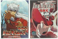DVD INUYASHA: Complete Vol.1-167e DVD BOX SET + Final Act + 4 Movie