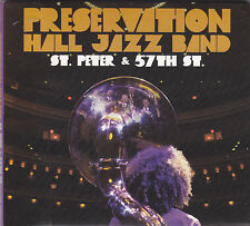 PRESERVATION HALL JAZZ BAND - st. peter & 57th st. CD